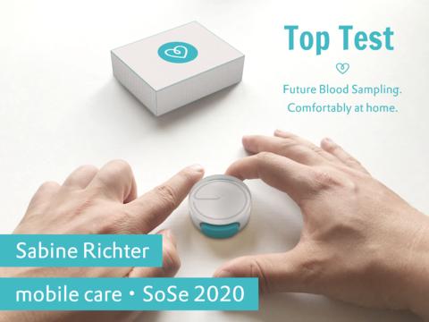 ›Top Test‹・Future Blood Sampling