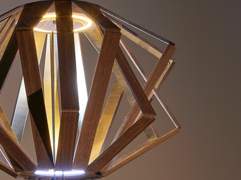 Flore Lux - Smart Organic Light Objects